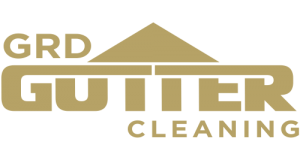 Gold Logo GRD Gutter Cleaning