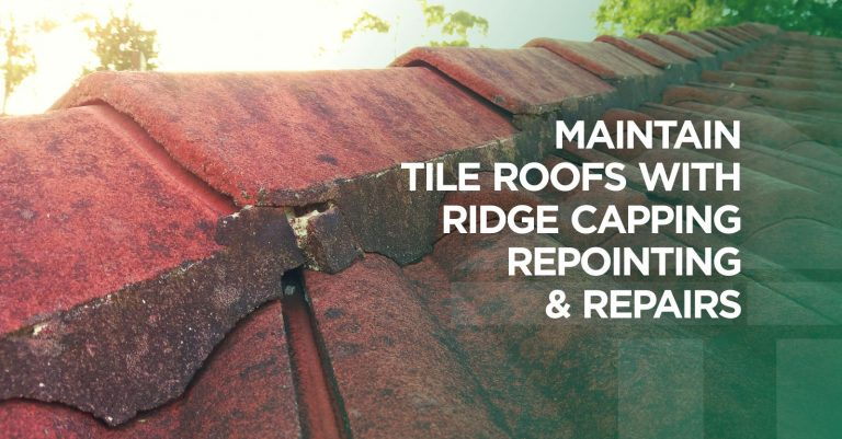 GRD Gutter Cleaning-Ridge Capping Repointing Service
